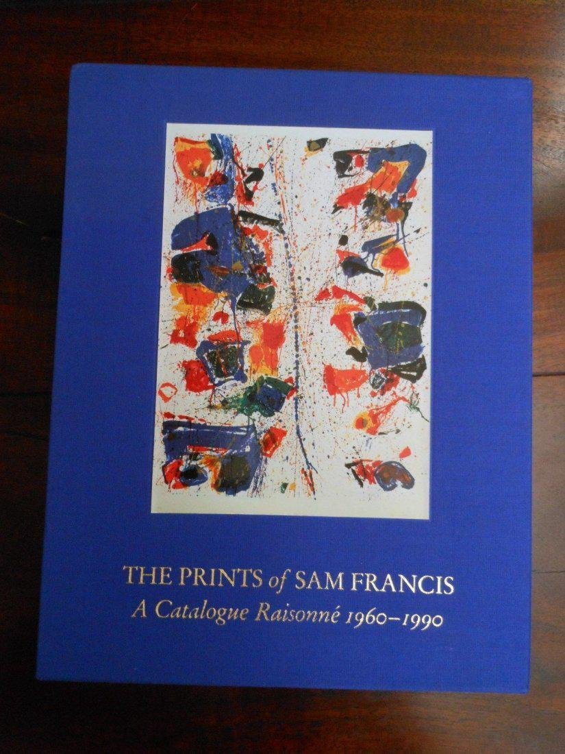 The Prints of Sam Francis - A Catalogu Raisonne