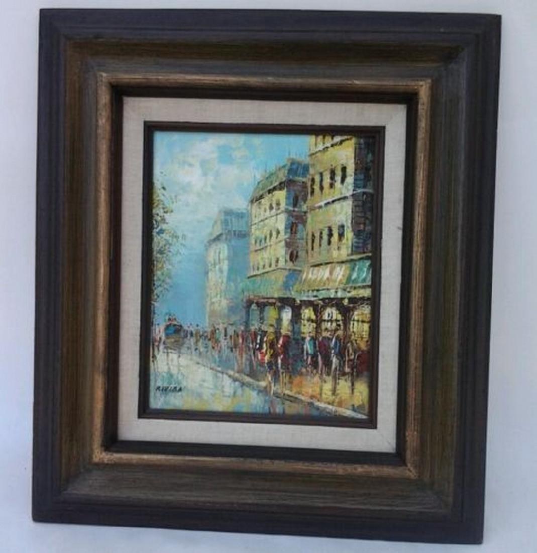 Rivira - Oil Painting