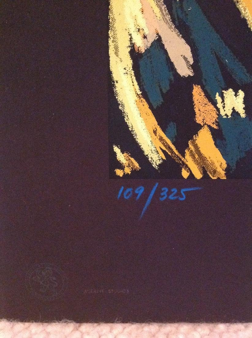 ANCA IONESCU - Serigraph - 5