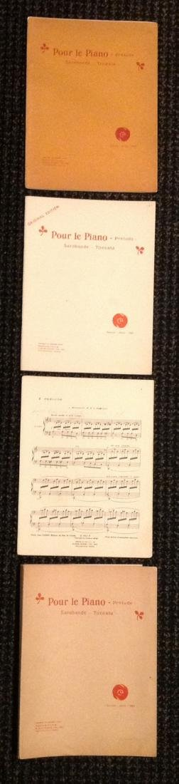 Vintage Sheet Music - Piano - Over 37 works - 4