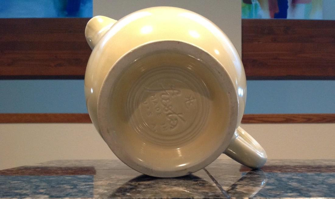Fiesta Vintage Mid Century Pottery - 3
