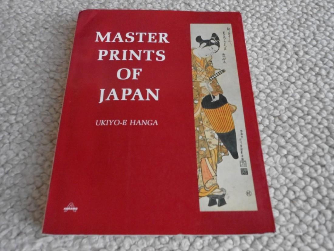 Master Prints of Japan  Ukiyo-E Hanga