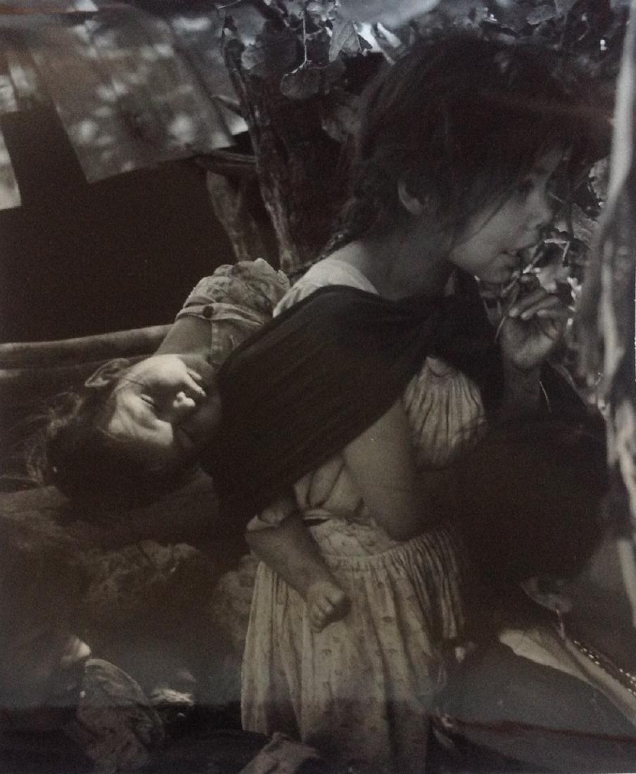 Marguerite Baker Johnson - Mid Century Photograph