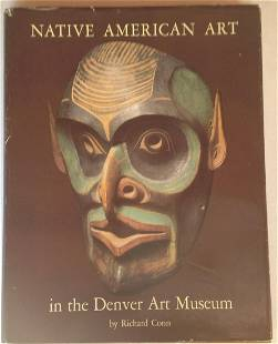 Native American Art in the Denver Museum by Richard