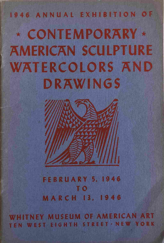 1946 Annual Exhibition of Contemporary American