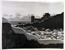 Japan c 1950's coastline