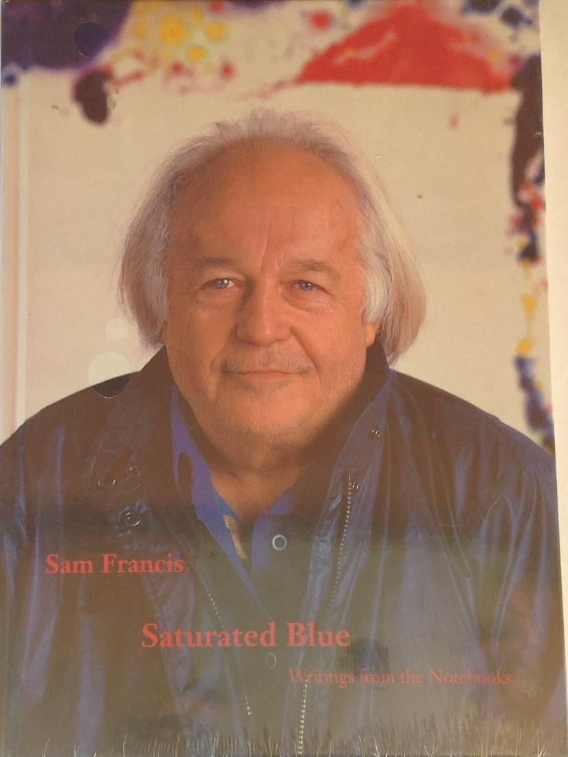 Saturated Blue:  Writings from the Notebooks by Sam