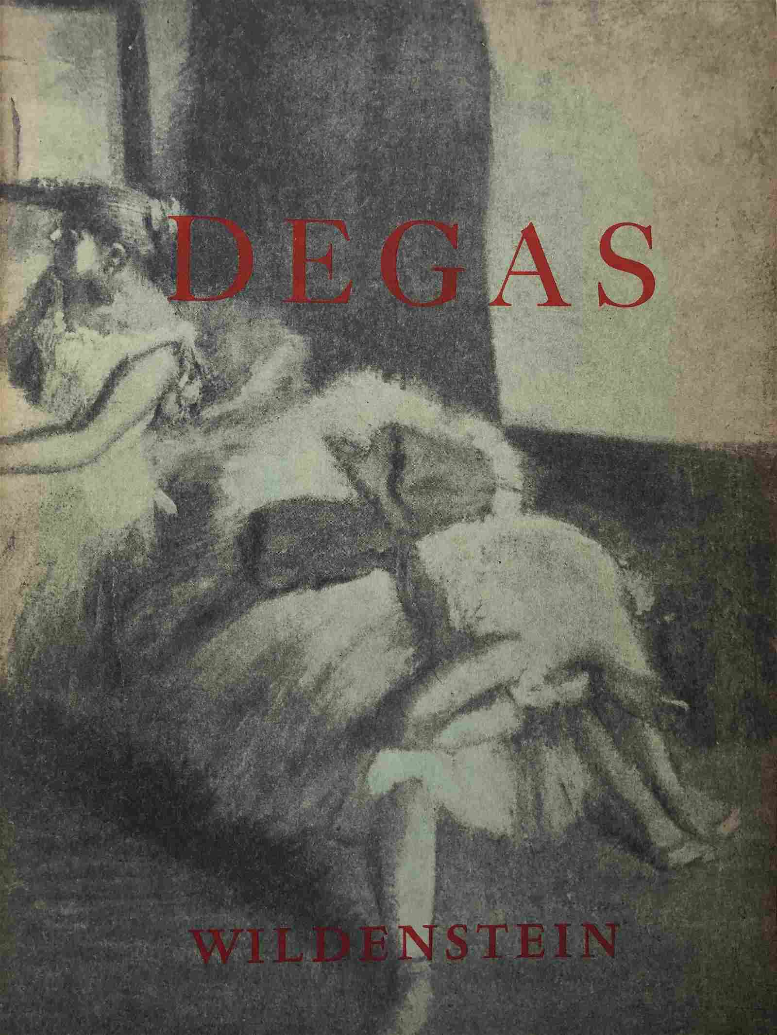 Degas - Loan Exhbition at Wildenstein, NY - April 7 -