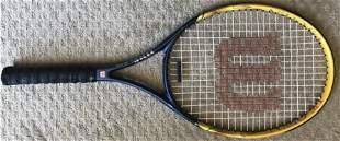 Wilson Graphite Titanium Tennis Racket
