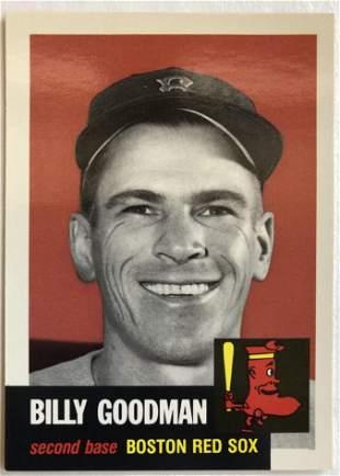 Billy Goodman Topps 334