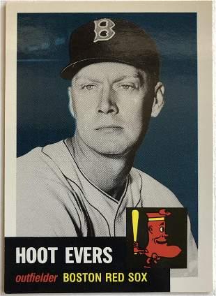Hoot Evers Topps 291