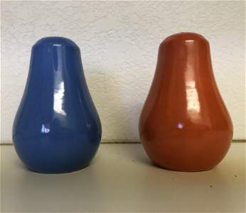 Mid Century Bauer Like Shakers