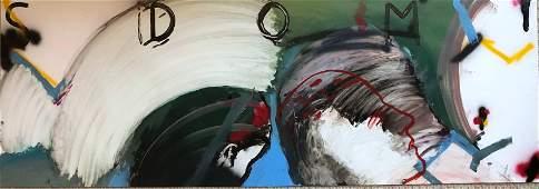 Gabi Klasmer - Painting 1982