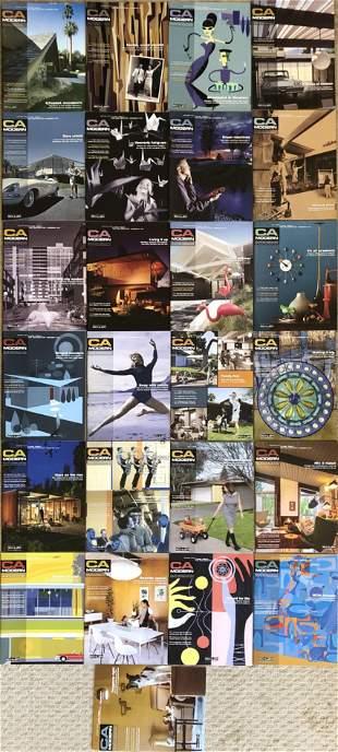 California Modern Magazines - Eichler