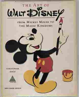 The Art if Walt Disney
