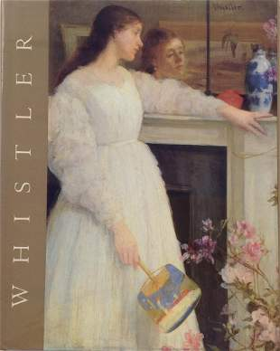 James McNeill Whistler - Published by Abrams, 1995