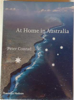 At Home in Australia by Peter Conrad, Publisher: Thames