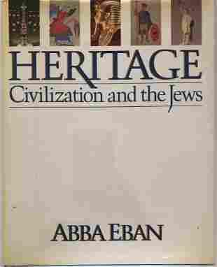 Heritage Civilization and the Jew