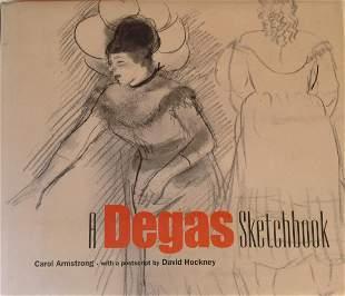 A Degas Sketchbook - Publisher: J Paul Getty