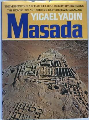 Masada by Yigael Yadin