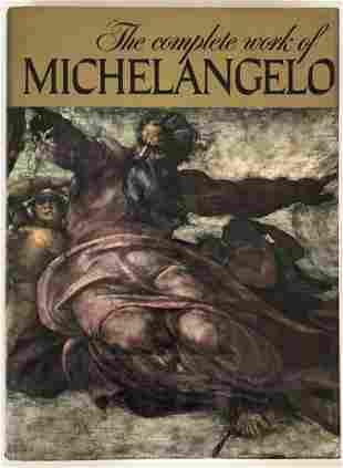 The Complete Work of Michelangelo