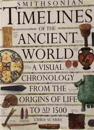 Smithsonian- Timelines of the Ancient World