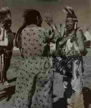 Marguerite Baker Johnson - RARE Mid Century Indian