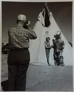 Marguerite Baker Johnson - RARE Mid Century Photograph