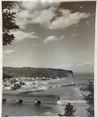 Marguerite Baker Johnson - Mid Century Photograph -