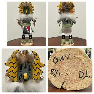 Owl Doll by D.L.