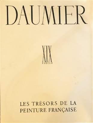 Daumier XIX Siecle