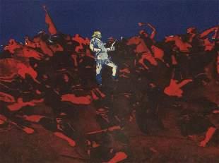 Custer's Last Battle by Fritz Scholder