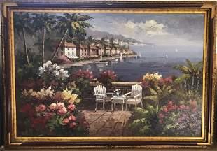 Antonio - Painting