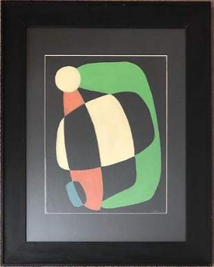 1968 Abstract Painting