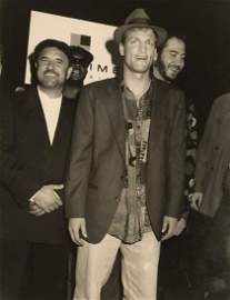 Woody Harrelson and his Band