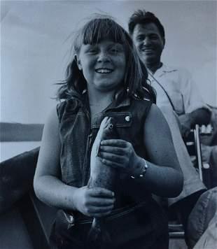 Marguerite Baker Johnson - Mid Century Photograph - Her