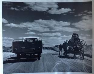 Marguerite Baker Johnson - Mid Century Photograph Truck
