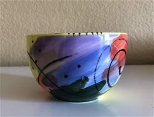 New Zealand Ceramic bowl