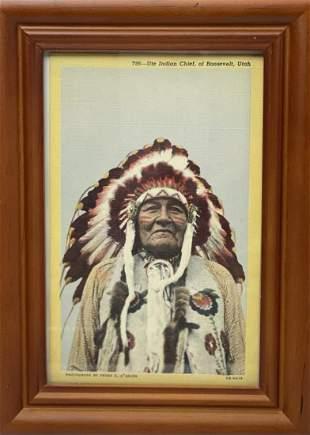 Ute Indian Chief