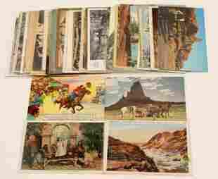 Postcards - Miscellaneous California Golden Collection