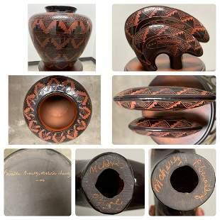 Precilla Benally & Melvin Chavez Collection
