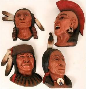 Native American Art, 2 Paintings