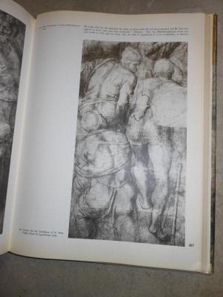 The Complete Work of Michelangelo by Mario Salmi, - 3