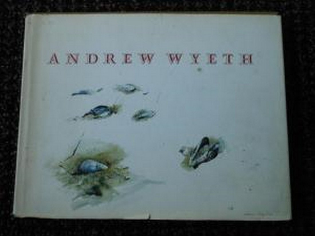 Andrew Wyeth by David McCord - Published by Museum of