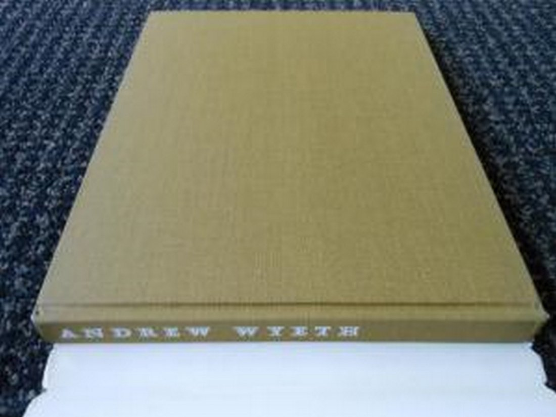 Andrew Wyeth by David McCord - Published by Museum of - 2