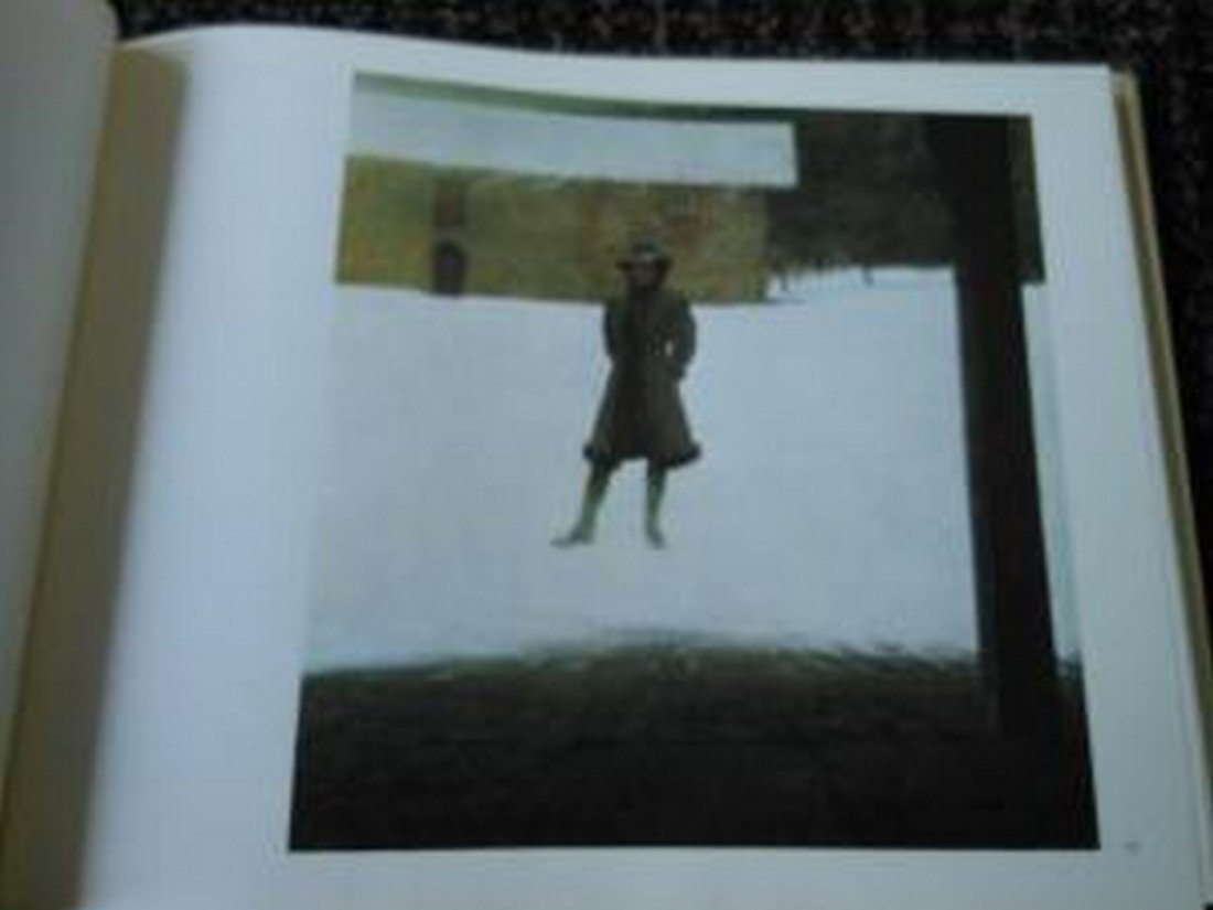 Andrew Wyeth by David McCord - Published by Museum of - 3