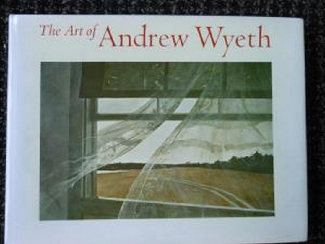 The Art of Andrew Wythe - Published For the Fine Arts