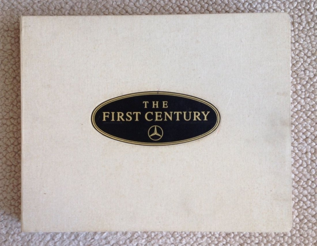 Mercedes Benz The First Century – Ken Dallison RARE