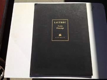 LAUTREC - 12 DRAWINGS - PANTHEON - 1946 - VINTAGE