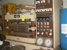 52: Wabash (1983) Hydraulic Press, model PC125-3024-4TM